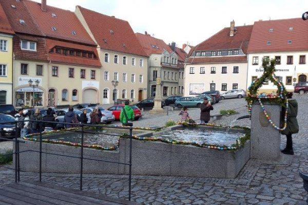 9 Osterschmuck in Stolpen